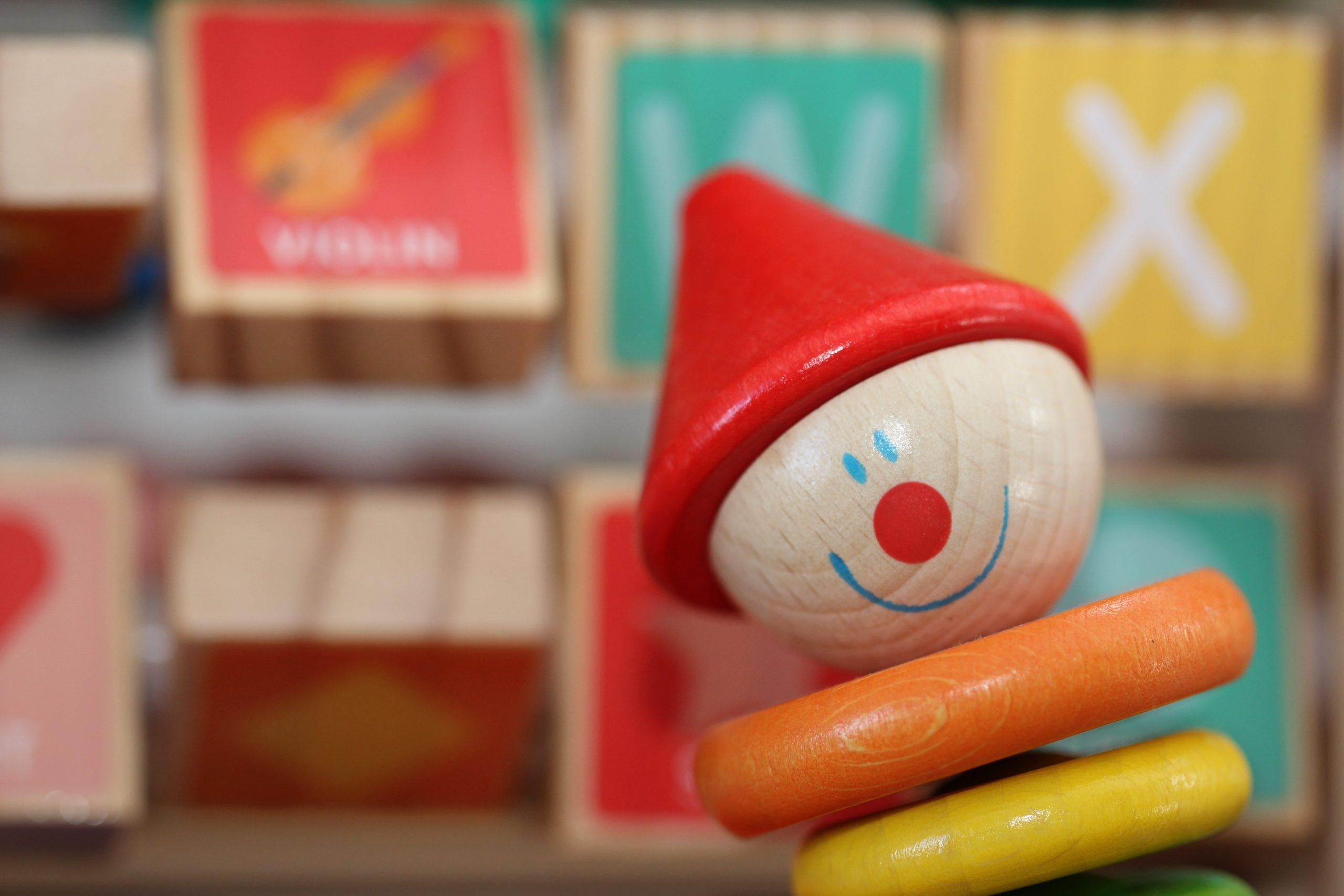 Cal Ivy Prep Preschool program toys